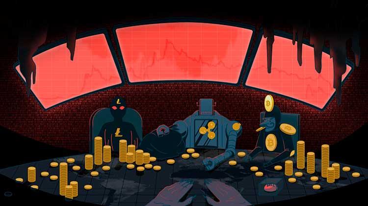 La fortuna rápida está deteriorando la imagen del Blockchain