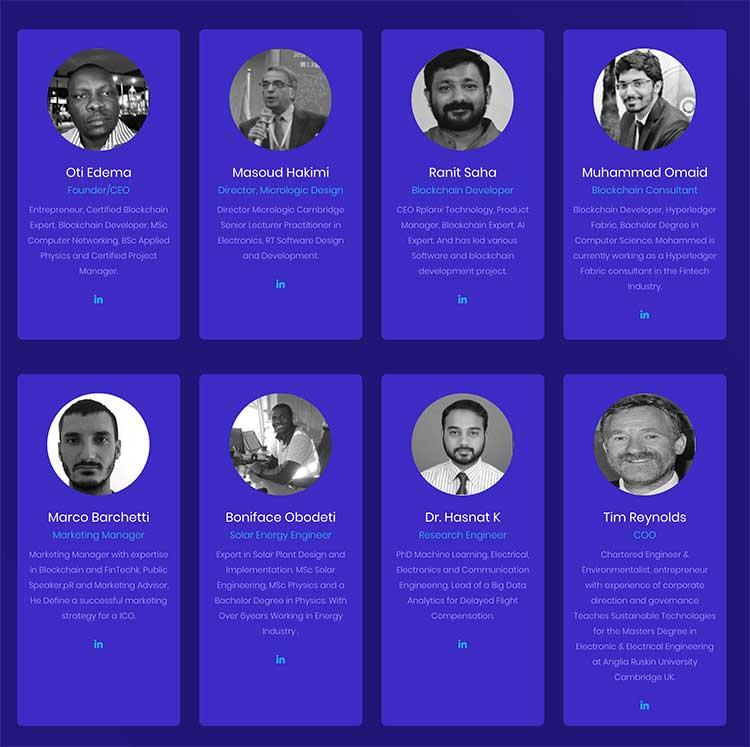 Solarex Team